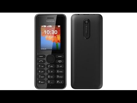 Nokia 108 unboxing & Review