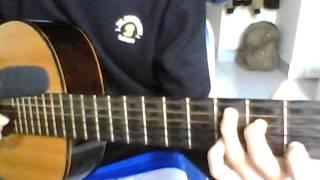 [Hướng dẫn Guitar] - Chuyện như chưa bắt đầu - Mỹ Tâm