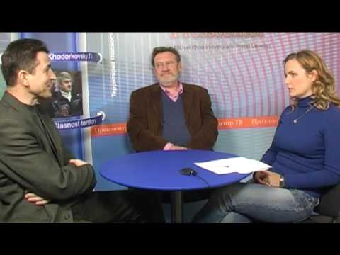 Press Center TV: The territory of Glasnost. Nikitinsky & Pasko. Part 1