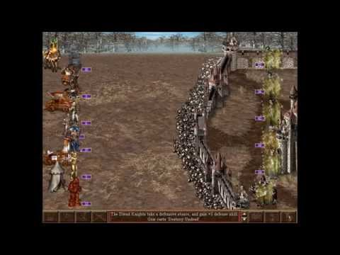 Heroes of Might & Magic 3, Scenario; Tale Of Two Lands