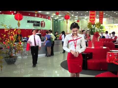 """Maritime Bank- """"Nghinh Đón Rồng Vàng- Rước Ngàn Đại Lộc"""""""