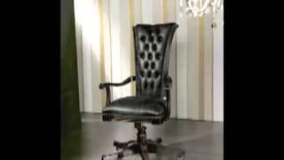 Кожаные кресла для кабинета, офисные, Италия  BELLO SEDIE(Интернет магазин мебели из Италии от производителя, видео: http://MOBILI.ua ! Минимальные цены на элитную итальянс..., 2013-01-27T08:23:54.000Z)