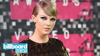 Taylor Swift Ends Social Media Blackout With Cryptic Reptile Tail Tease | Billboard News