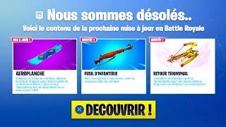 UN EMPLOYÉ D'EPIC GAMES DÉVOILE LA FIN DE FORTNITE SAISON 7..