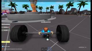 WIE IN Gewichtheben Simulator 2 ROBLOX SEIN