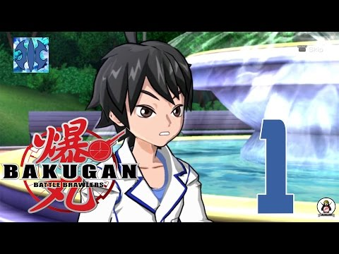 Bakugan: Battle Brawlers [PS3/1080p/60fps] #1 [Мастер Акваса]