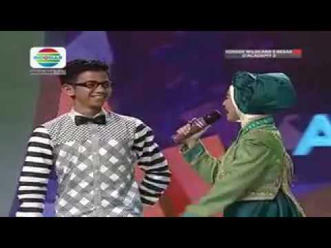 Ridho feat Ega - Bunga Dan Kumbang 25 April 2015