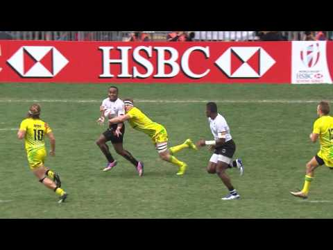 Fiji clinch third consecutive win in Hong Kong
