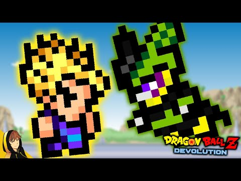 COMPLETE CELL SAGA!!! | Dragon Ball Z Devolution #7