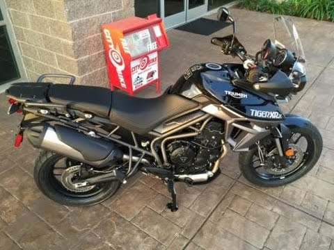 2015 2016 Triumph Tiger 800 Xrx The Good The Bad The Ugly