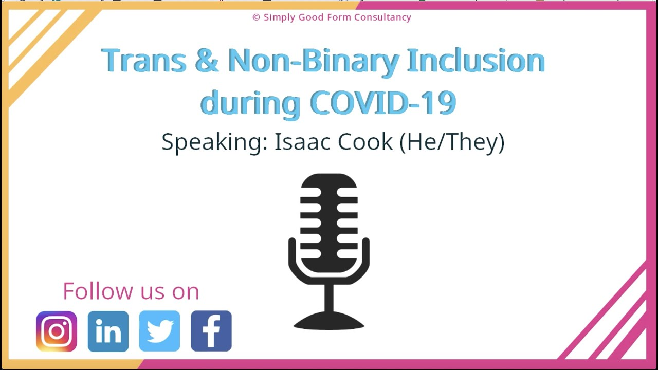 Trans Accessibility and COVID 19