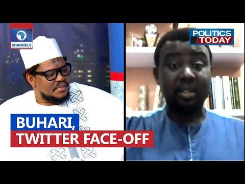Gbenga Sesan, Garba Debate Implications Of Twitter Ban For Nigerians