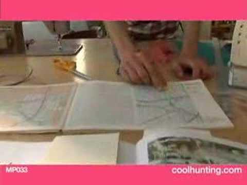 Cool Hunting Video Studio Visit: Ian Hundley