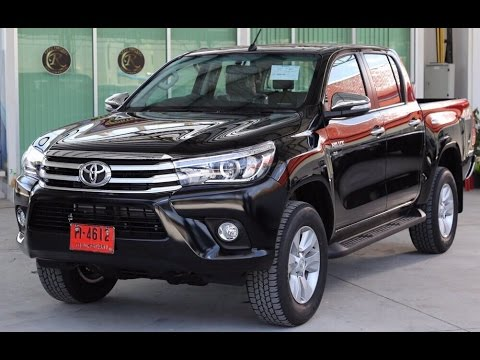 2018 Toyota Hilux Revo Pickup Review Youtube