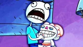 EIN KILLER BABY !!! (Trollface Quest Video Memes)