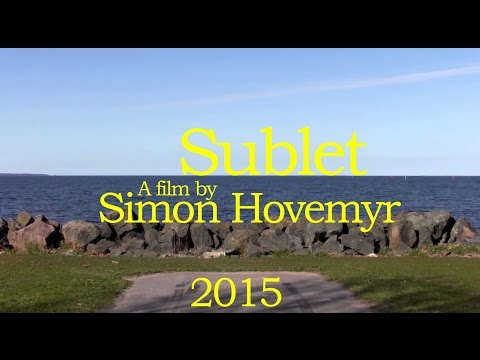 SUBLET -  about Housing Crisis in Sweden  Film Swedish english subtitles