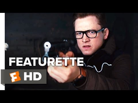Kingsman: The Golden Circle Featurette - Old Forester Statesman (2017) | Movieclips Coming Soon