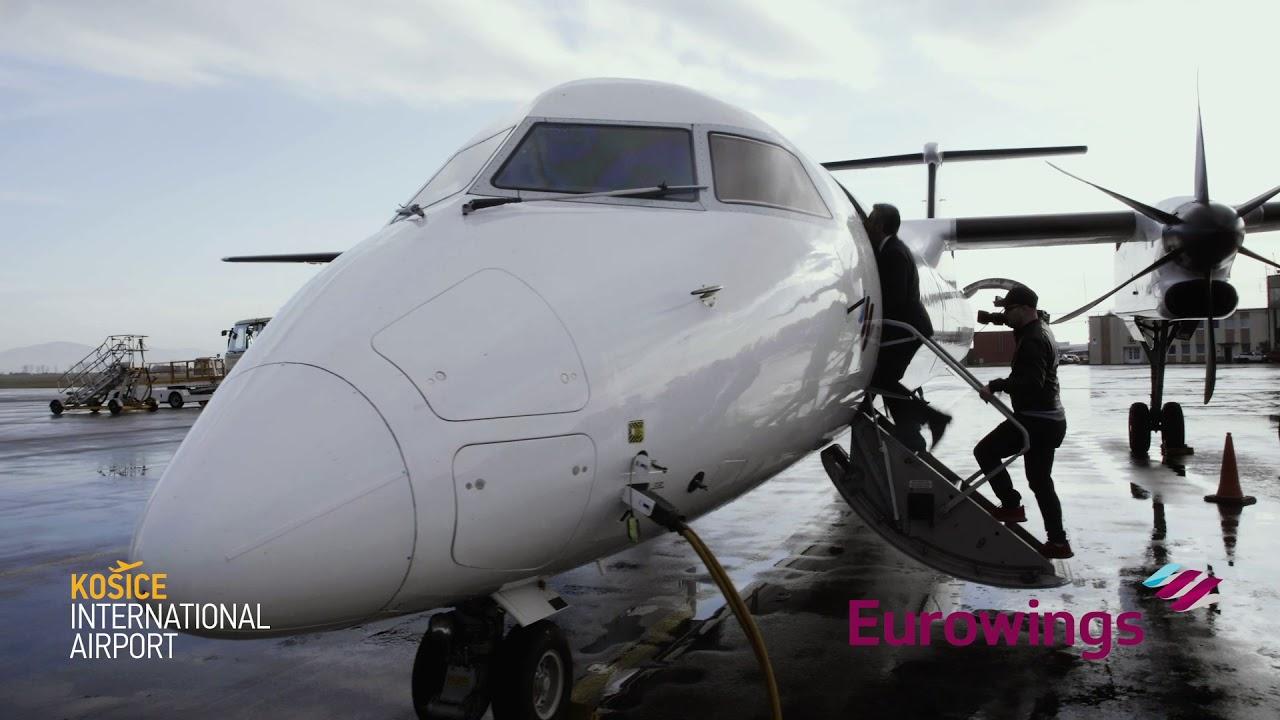 Letisko Košíce víta Eurowings