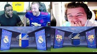 LE TOP DES MEILLEURS PACKS DU MOIS DE MAI ! FIFA 18 (FR) , PARTIE 1