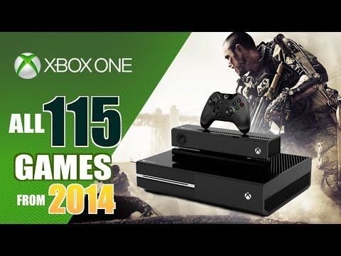 The Xbox One Project - All 115 XONE Games From 2014 - Every Game (US/EU/JP)