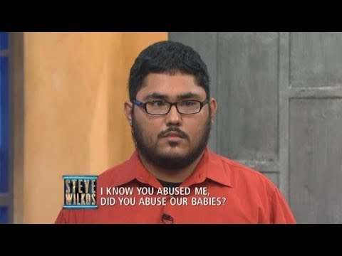 Carlos, Are You Lying? (The Steve Wilkos Show)