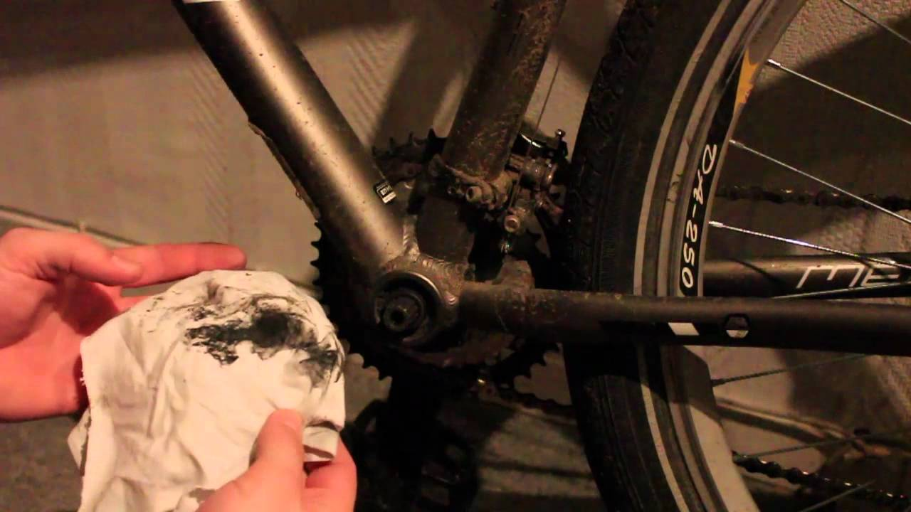 How To Reduce Bicycle Crank Creaking And Fix Loose Bolt