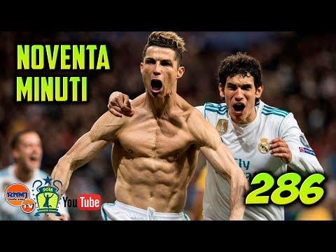 90 MINUTI 286 Real Madrid TV (12/04/2018)   Real Madrid 1-3 Juventus