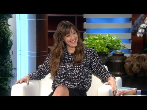 Jennifer Garner Confirms Baby Bump