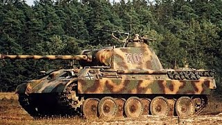 Panther Vs. T-34/85-Which was Better? (Videos)
