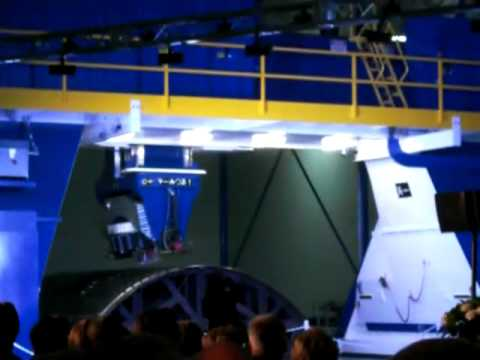 Spirit AeroSystems Kinston North Carolina Airbus A350 XWB factory grand opening