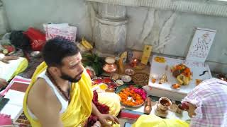 Ganapati Puja and Homa