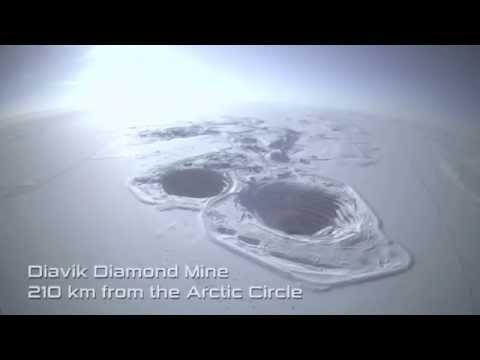 Rio Tinto - The Diavik Mine