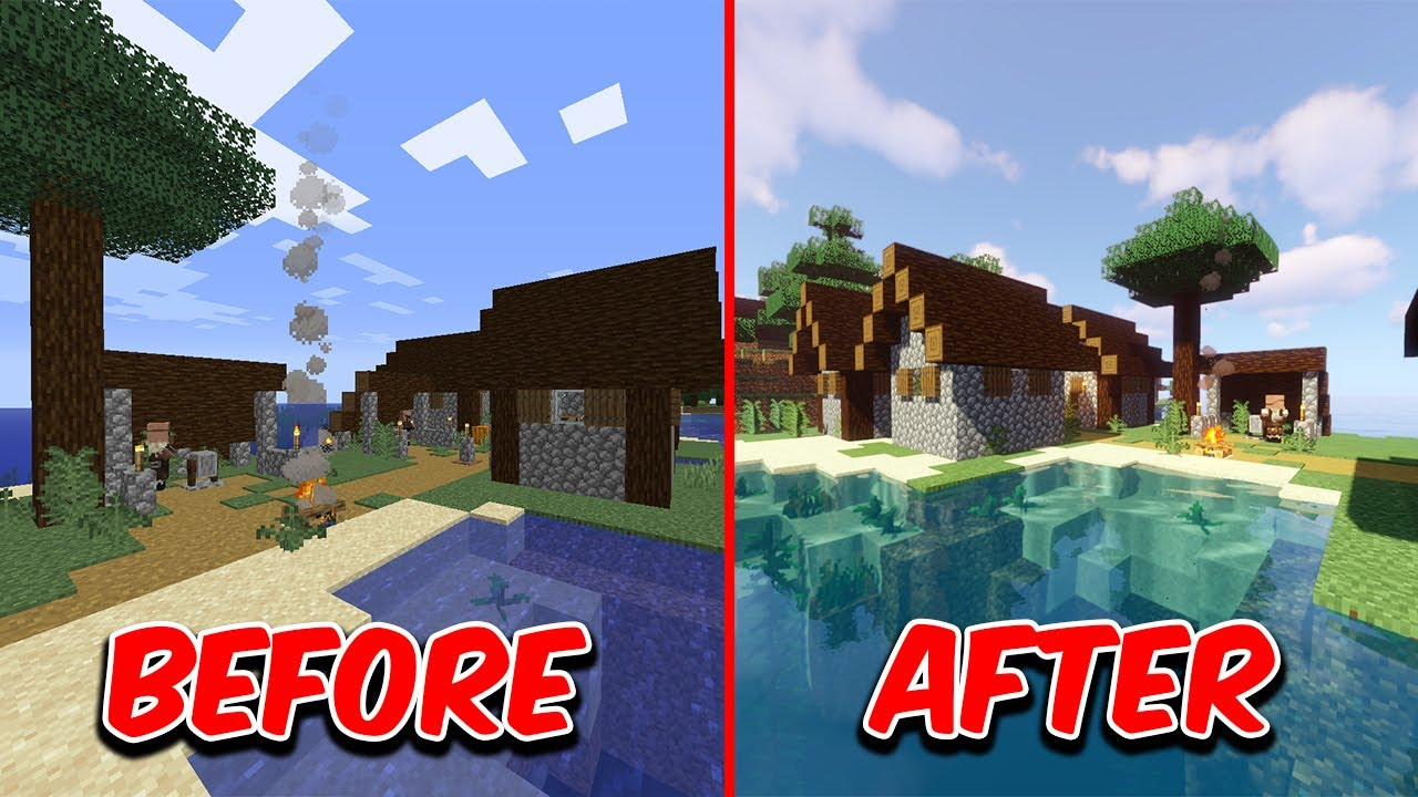 Top 12 Minecraft Shaders - 12