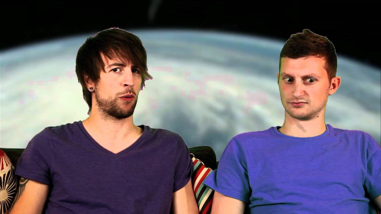 The video where Liam finds out Na'vi isn't a real language - YouTube Space Lab with Liam & Brad