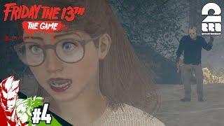 #4【ホラー】弟者,おついちの「フライデー ・ザ ・13th: ザ・ゲーム (PS4版)」【2BRO.】