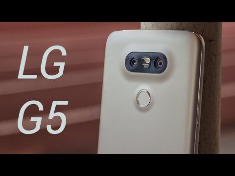 LG G5 обзор корейского флагмана. Особенности, козыри и недостатки LG G5 от FERUMM.COM