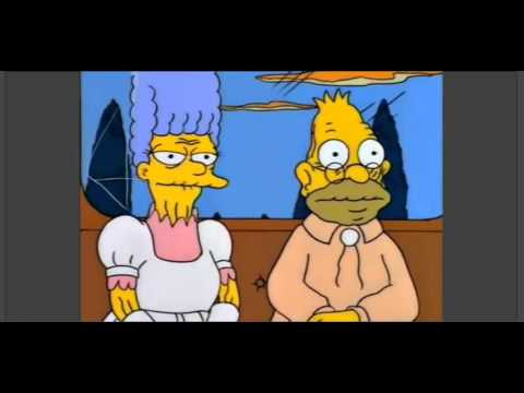 The Simpsons - -Lady Bouvier's Lover- Season 5