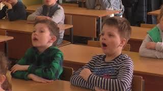 Мастер-класс для будущих первоклассников. Учитель Ирина Евгеньевна Завгороднева.