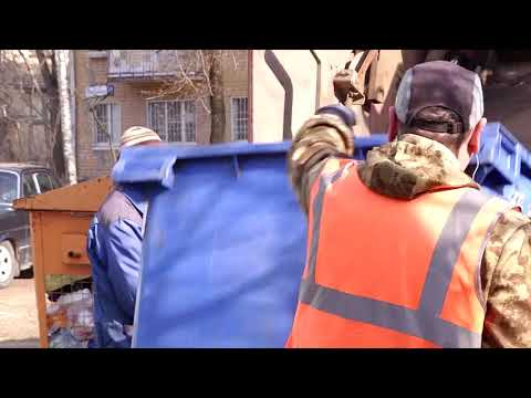 В России может подешеветь вывоз мусора