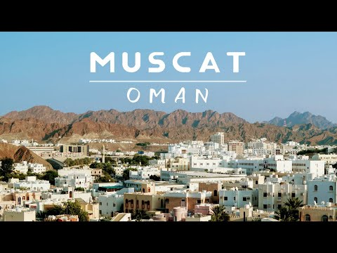 MUSCAT CITY🇴🇲 Capital Of Oman | Ep 1 - Driving In Oman