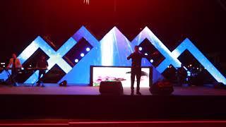 أمين عاكف | بتناديني | مهرجان حدوتة مصرية السعودية 2020