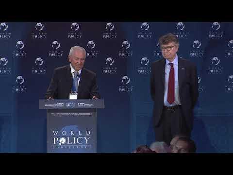 WPC2017 Déjeuner-débat 3 - Débat FR
