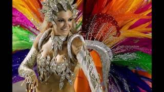 Карнавал в Бразилии Красотки карнавала