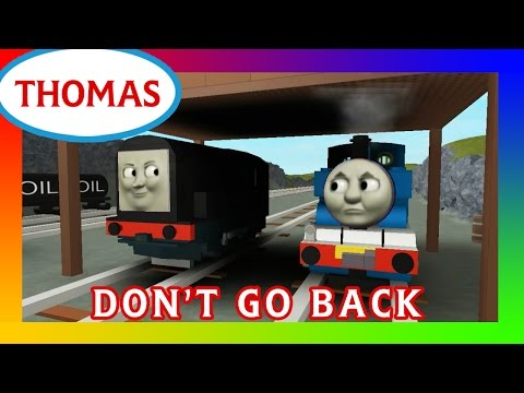 Thomas & Friends Accidents Will Happen   Don't Go Back   Roblox Remake