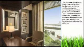 Dubai Best Ranked Hotels | Sheraton Dubai Creek Hotel & Towers |Most Popular Hotels