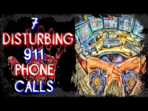 7 Real 911 Phone Calls | Vol.1 | Murders | Home Invasion | Kid Rock | Burglary |