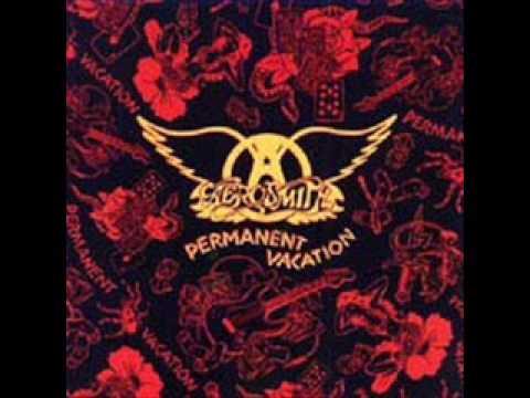 08 Girl Keeps Coming Apart Aerosmith 1987 Permanent Vacation
