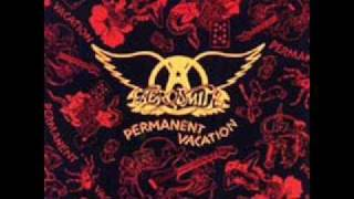 08 Girl Keeps Coming Apart Aerosmith 1987 Permanent Vacation