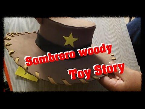 Sombrero woody de Toy story  0c876ab0700