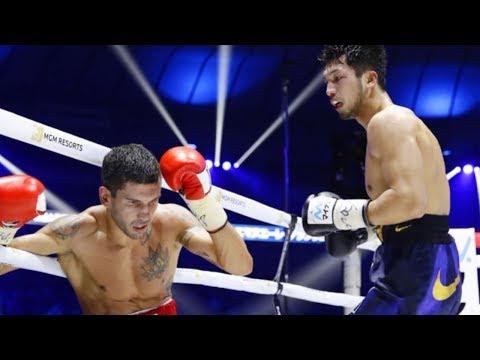 Ryota Murata Vs Sandoval Blandamura - Full Fight Knockout!